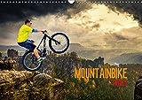 Mountainbike Trails (Wandkalender 2019 DIN A3 quer): Mountainbike Action durch Fantasiewelten (Monatskalender, 14 Seiten ) (CALVENDO Sport)