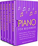#2: Piano: For Beginners - Bundle - The Only 5 Books You Need to Learn Piano Fingering, Piano Solo and Piano Comping Today (Music Best Seller Book 36)