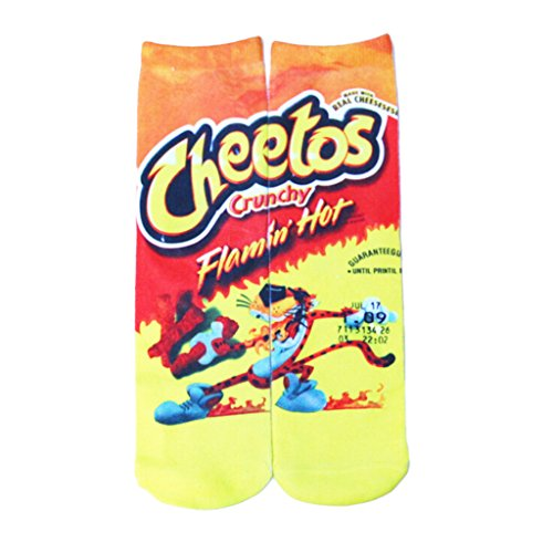 hot-sale-cheetos-food-socks-lively-cartoon-cheetah-pattern-stocking-for-girls