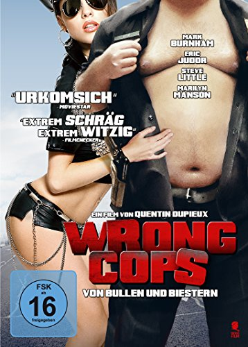 Bild von Wrong Cops - Von Bullen und Biestern