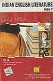 MEG-7 Indian English Literature