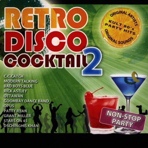 Retro Disco Cocktail 2 Retro Disco