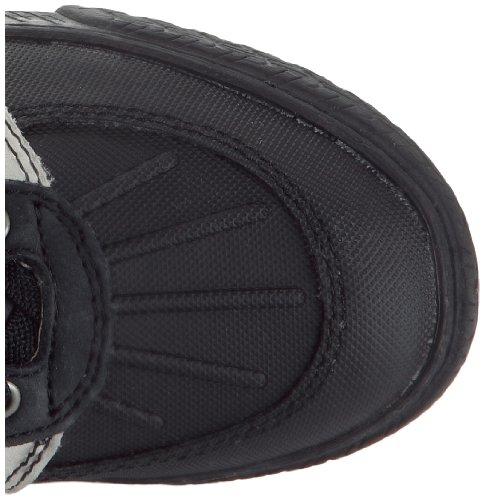 P-L-D-M by Palladium Bivouac Dia, Jungen Sneaker Schwarz (Noir (Black))