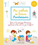 Méthode de lecture Montessori...