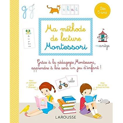 Méthode de lecture Montessori