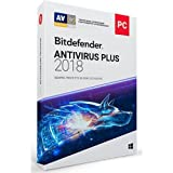 BITDEFENDER - Antivirus Plus 2018 - 3 dispositivi per 1 anno - Licenza ESD (Electronic Software...