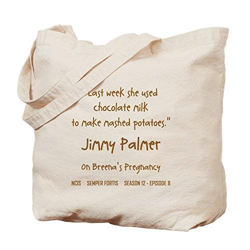 CafePress-Schokolade Milch Kartoffeln-Leinwand Natur Tasche, Reinigungstuch Einkaufstasche S khaki