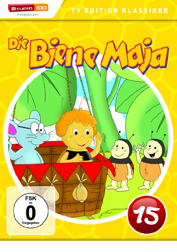 Die Biene Maja - DVD 15: Episoden 92-98