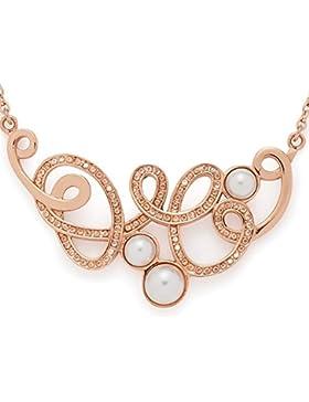 Leonardo Jewels Damen Halskette Tortuoso