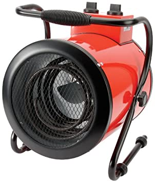 draper 28kw electric space heater