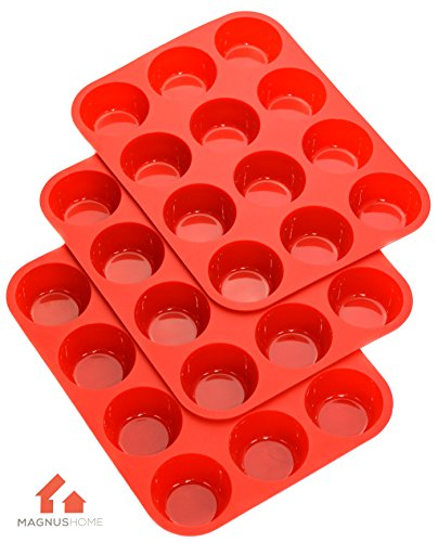 magnus-home-silicone-cupcakes-baking-tray-12-cups-silicone-non-stick-heat-and-stain-resistant-pan-th