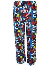 Boys Marvel Spiderman Web Slinger Pyjama Pants Bottoms Sleepwear Nightwear Loungewear 5848