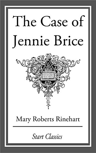 The Case of Jennie Brice (English Edition)