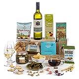 Hay Hampers - Weihnachten ganz Vegan Geschenkbox - Lieferung frei Haus in GB
