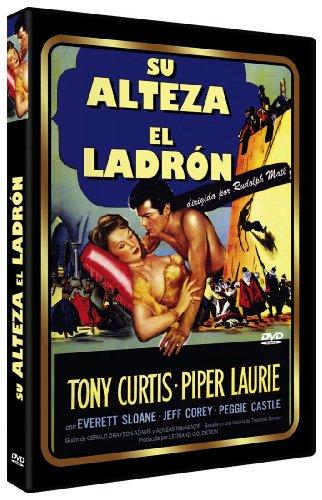 Preisvergleich Produktbild Die Diebe von Marschan / The Prince Who Was a Thief (1951) ( ) [ Spanische Import ]