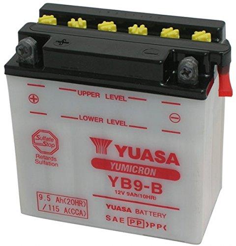 Yuasa BATTERIA YUASA YB9-B PIAGGIO APE MIX RST 50