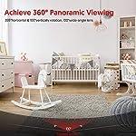 Victure-1080P-Baby-Monitor-With-Monitoraggio-Suono-FHD-Telecamera-di-Sorveglianza-WiFi-Interno-Wireless-con-Visione-Notturna-Audio-Bidirezionale-Monitoraggio-Movimento
