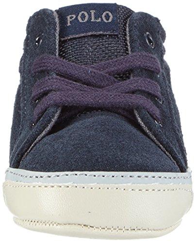 Polo Ralph Lauren  Bawtry II layette, Chaussures souple pour bébé (garçon) - Bleu Bleu - Bleu marine