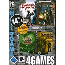 4Games Vol. 6 (Daemon Vector / Neverend / Battle Mages - Sign of Darkness / Shadow Vault)