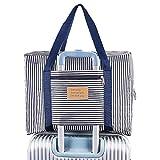 Best Luggage Lightweights - Clothsfab Travel Bags Lightweight Foldable Waterproof Shoulder Handbag Review