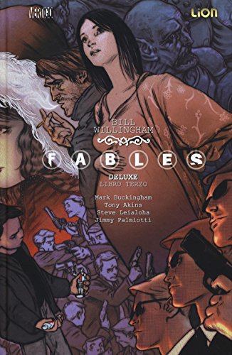 Fables deluxe: 3