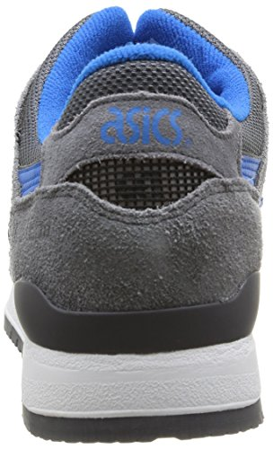 Asics  Gel-Lyte III, Scarpe sportive, Unisex - adulto 1142-Grey/Mid Blue