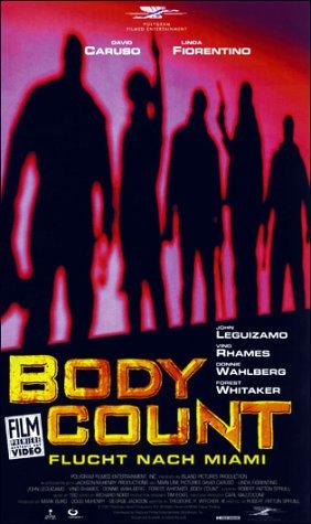 Body Count - Flucht nach Miami [VHS]