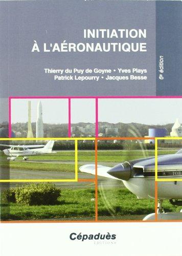 Initiation à l'aéronautique 6e édition, 2e version