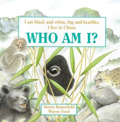 I am black and white, big and bearlike. I live in China. Who am I?