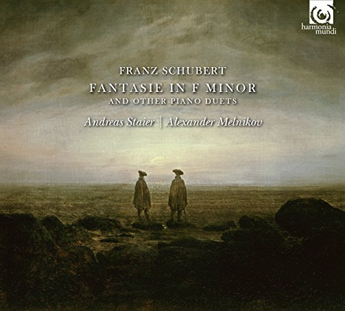 Fantasie in F mimor and other piano duets