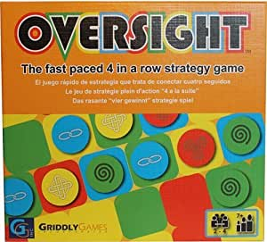 Oversight: Abstract Strategy Game by Griddly Games