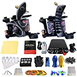 QQDD Anfänger Tattoo Kits Komplette Tattoo Set Professionelle Tattoo Maschine Liefern