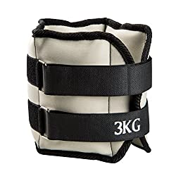 Trendy Sport Weight Cuff, Wrist and Ankle Weights, 3,0 KG