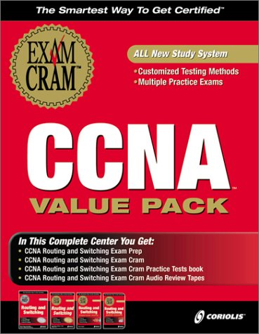 CCNA Routing and Switching Exam Cram Study Kit (Certification Kit) por Certification Insider Press