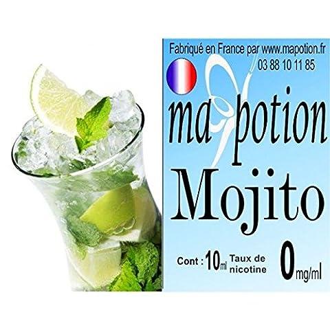 MA POTION - E-Liquide saveur Mojito, Eliquide Français Ma Potion,