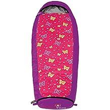 Grüezi Bag Schlafsack Kids Butterfly - Kinderschlafsack