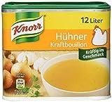 Knorr Hühner Kraftbouillon Brühe Dose 12 Liter