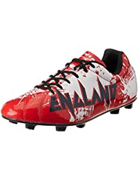 46d6e53fdcbf Red Men's Football Boots: Buy Red Men's Football Boots online at ...
