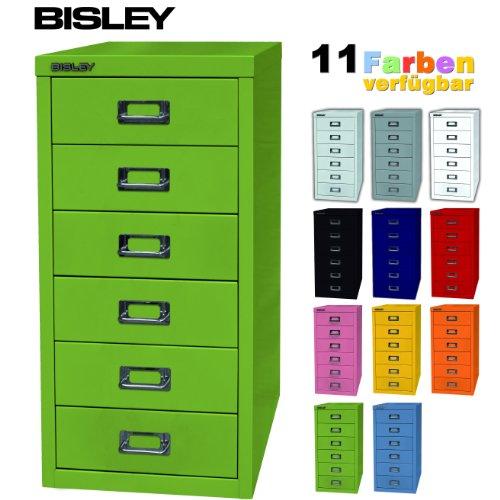 Schrank grün von Bisley