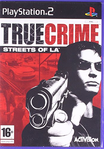 Crime Ps2 True (PS2 TRUE CRIME : STREETS OF L.A. [REFURBISHED] (EU))