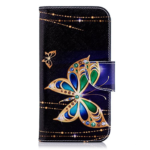 Funda 3D Relief Painting Flip Billetera Samsung Galaxy J4 2018 Patr n 4