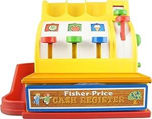 FISHER Vintage Price - Caikk01 - Clásico - Caja Registradora