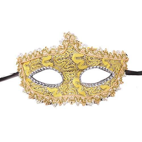 Einfache Frauen Kostüm Cat - Angoter Lace Masken Maskerade Spitze Augen Attraktive Sexy Frauen Für Kostüm-Partei-Ball-Abschlussball Sexy Cat Eye Masken Maske Maske