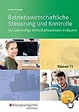 Betriebswirtschaftliche Steuerung und Kontrolle für zweistufige Wirtschaftsschulen in Bayern: Klasse 11: Schülerband