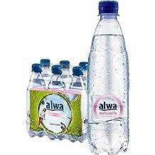 alwa Mineralwasser naturelle ohne Kohlensäure, 6 x 0.5l