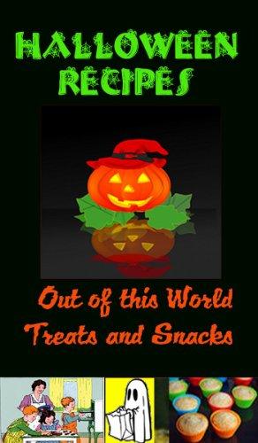 ut of This World Treats and Snacks (English Edition) (Halloween-snack)