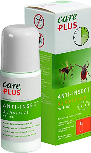 Care Plus Anti-Insect Sensitive Icaridin Roll-On, 50ml -