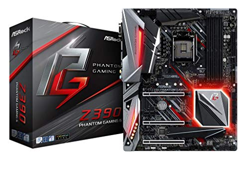 Asrock Z390 Phantom Gaming 6 LGA 1151 Zócalo H4 Intel