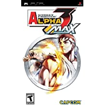 Sony Street Fighter Alpha 3 MAX, PSP PlayStation Portable (PSP) Inglés vídeo - Juego (PSP, PlayStation Portable (PSP), Lucha, T (Teen))