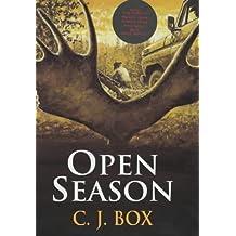 Open Season by C. J. Box (2002-12-31)